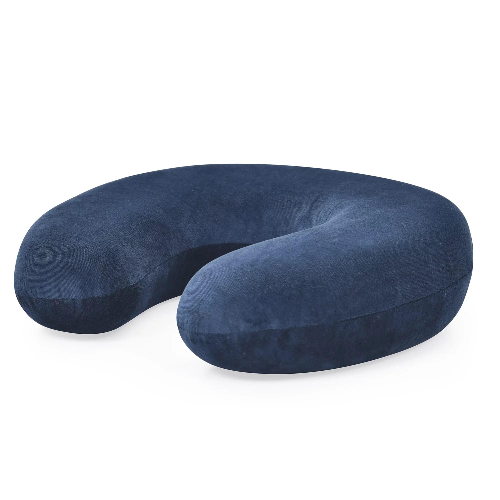 modern sleep u shape memory foam travel pillow neck pillow