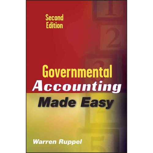 Governmental Accounting Made Easy - Walmart.com