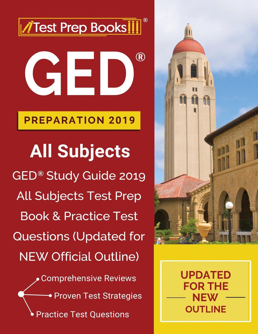 Ged Preparation All Subjects Ged Study Guide All Subjects Test Prep Book Amp Practice