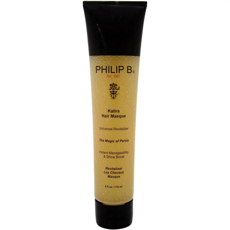 Philip B Katira Hair Masque, 6 Oz