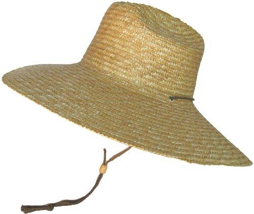 Super Wide Brim Lifeguard Hat Sewn Braid Straw Beach Sun Summer Surf Safari Xl Xxl 7 5 8 7 7 8 Natural Walmart Com Walmart Com