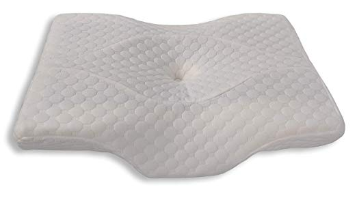 anti wrinkle anti acne anti aging cooling pillow contour memory foam pillows with skin improving copper bamboo pillowcase