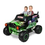 Monster Jam Grave Digger 24 Volt Battery Powered Ride On Walmart Com Walmart Com