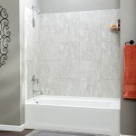 Dumawall Shower And Tub Surround Kit Wintry Mix Walmart Com Walmart Com