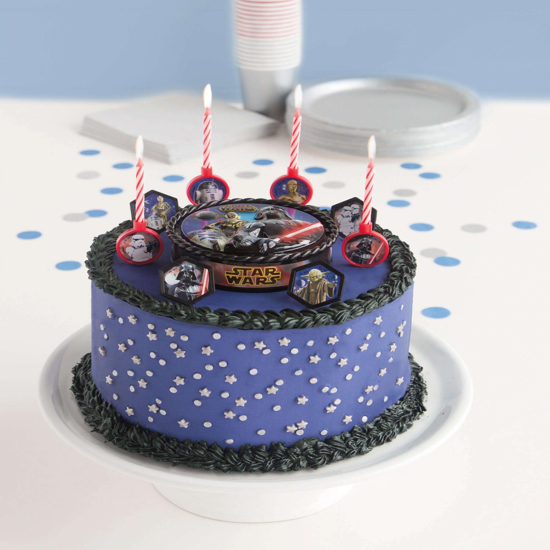 Star Wars Cake Decoration Kit 17pc Walmart Com Walmart Com
