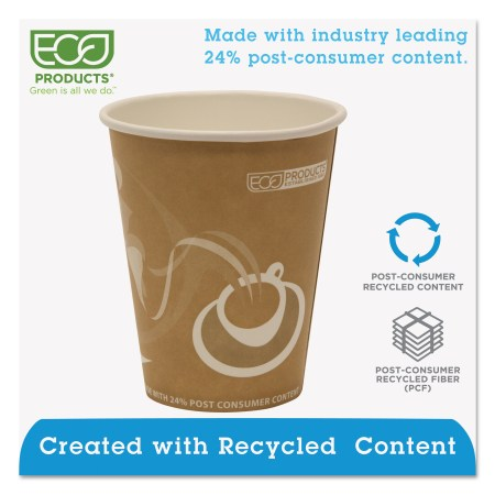 Eco-Merchandise Recycled Sizzling Cups, Multi, 1000 / Carton (Amount) e33a8b49 e072 4801 9790 b63dce6fcb89 1