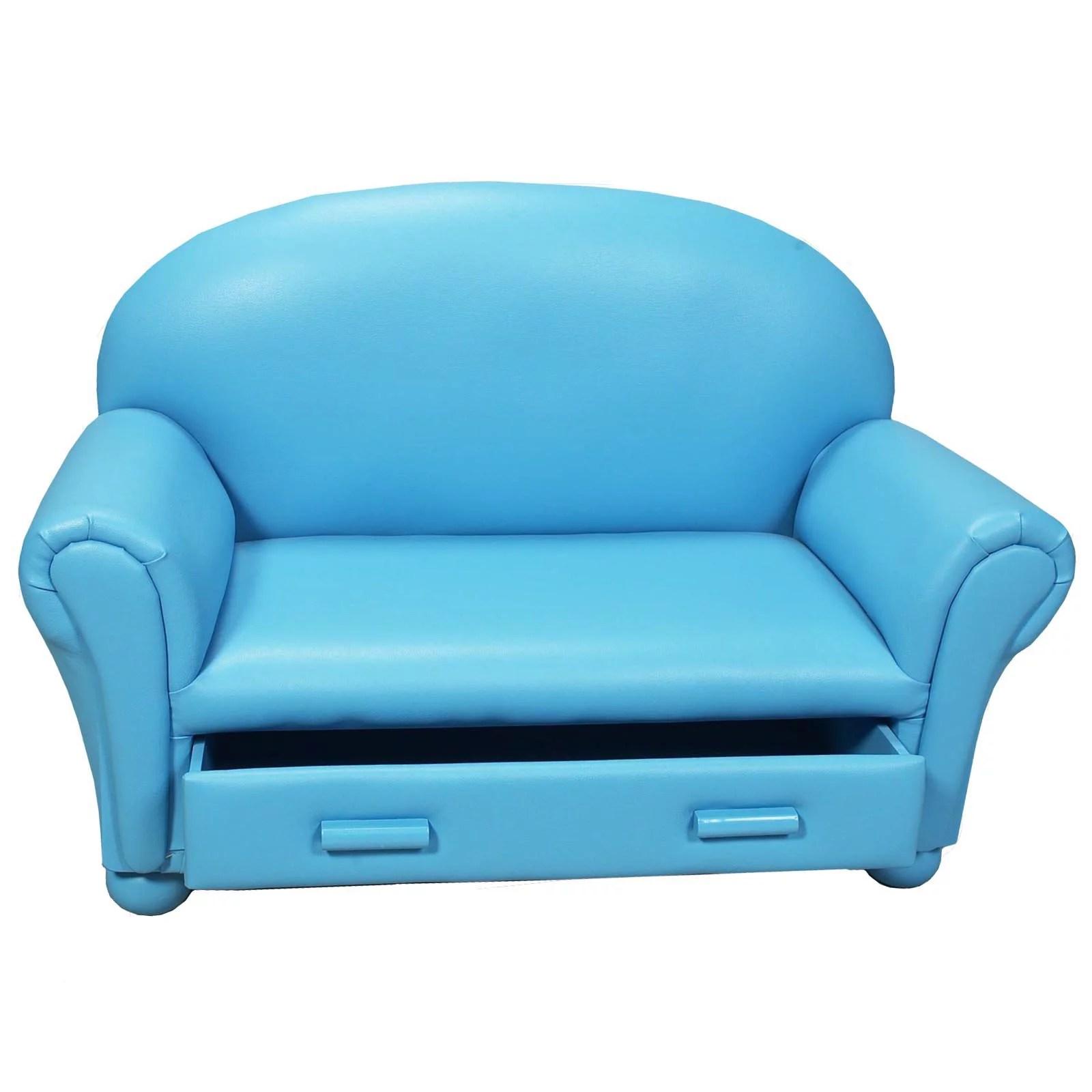 childrens sofa with storage drawer walmart com