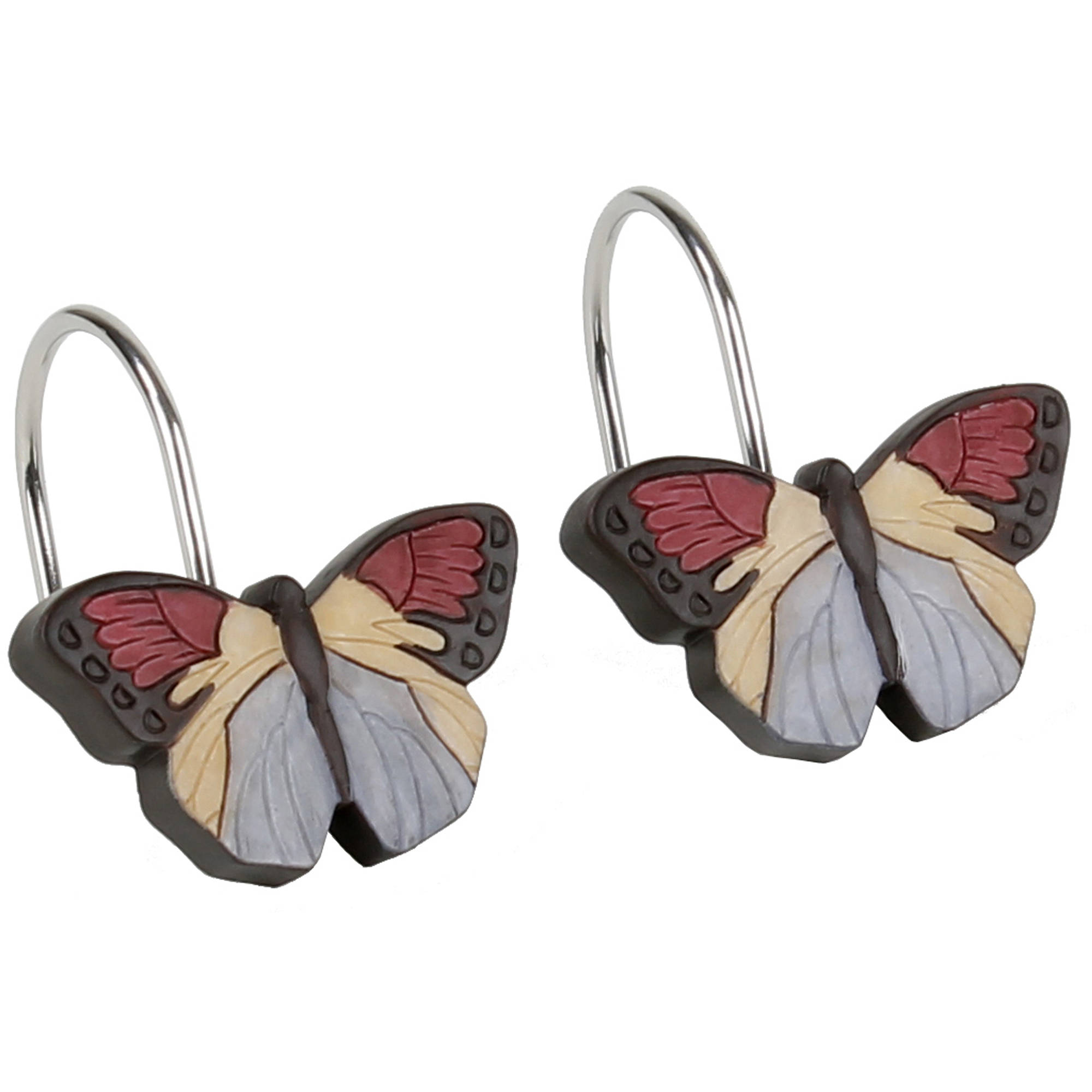 mainstays solace butterfly shower
