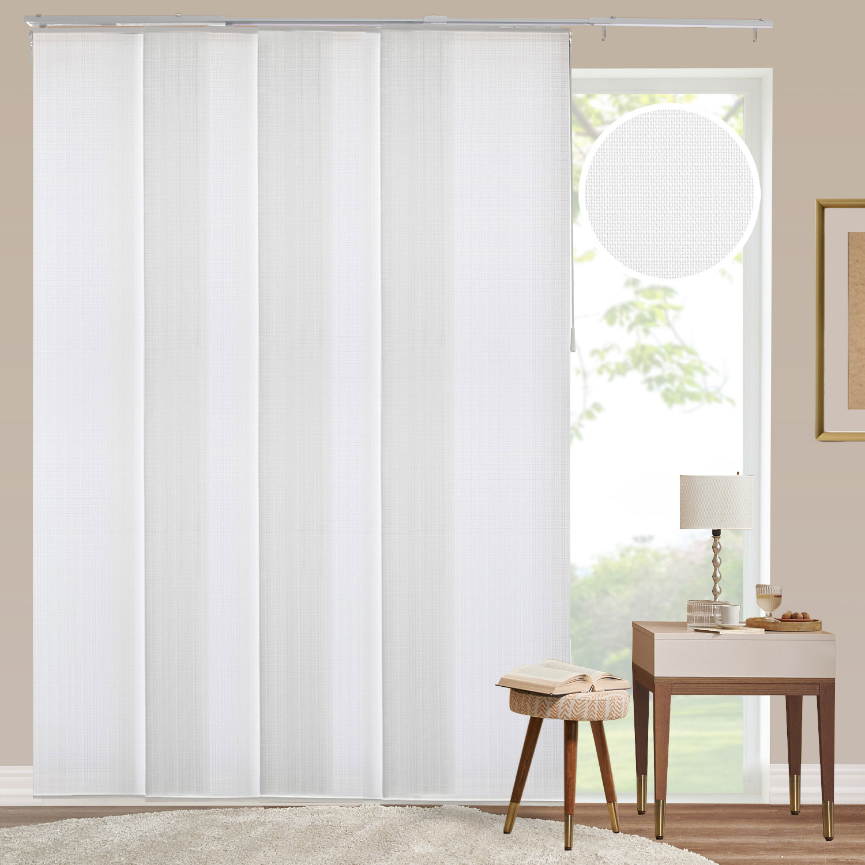 sliding panel track blinds walmart com