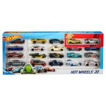 Hot Wheels 20 Car Collector Gift Pack Styles May Vary Car Play Vehicles Walmart Com Walmart Com