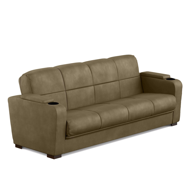 Mainstays Tyler Sofa Bed Multiple Colors Walmart Com