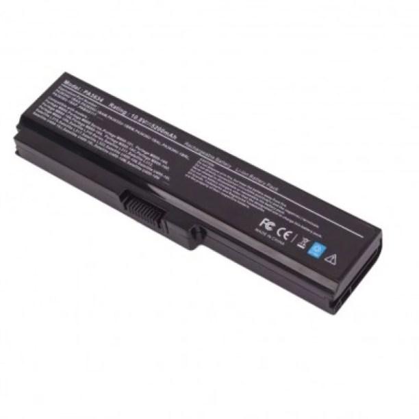 Battery For Toshiba Satellite U500 11c