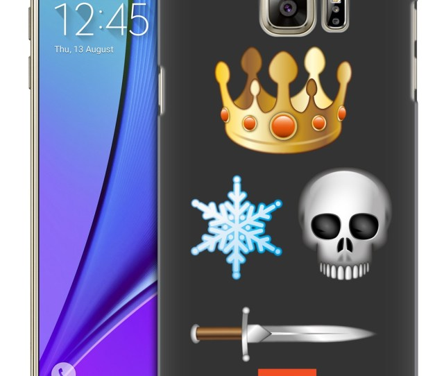 Product Image Official Emoji Movies And Series Hard Back Case For Samsung Phones 1