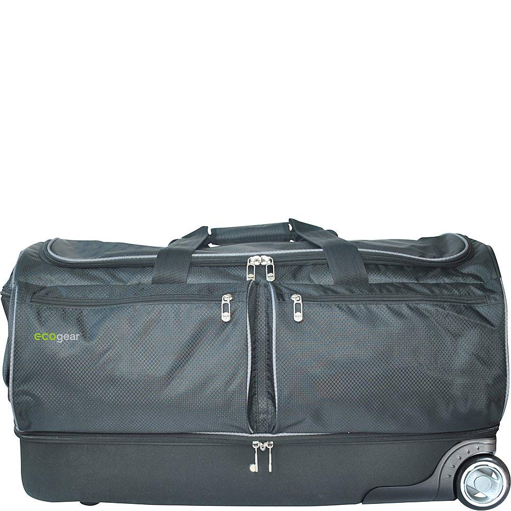 ecogear 28 wheeled duffel with garment rack