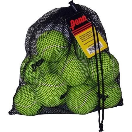 Penn Pressureless Tennis Ball Pack (12 balls)