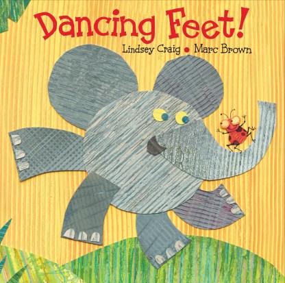 Dancing Feet! (Board Book) - Walmart.com