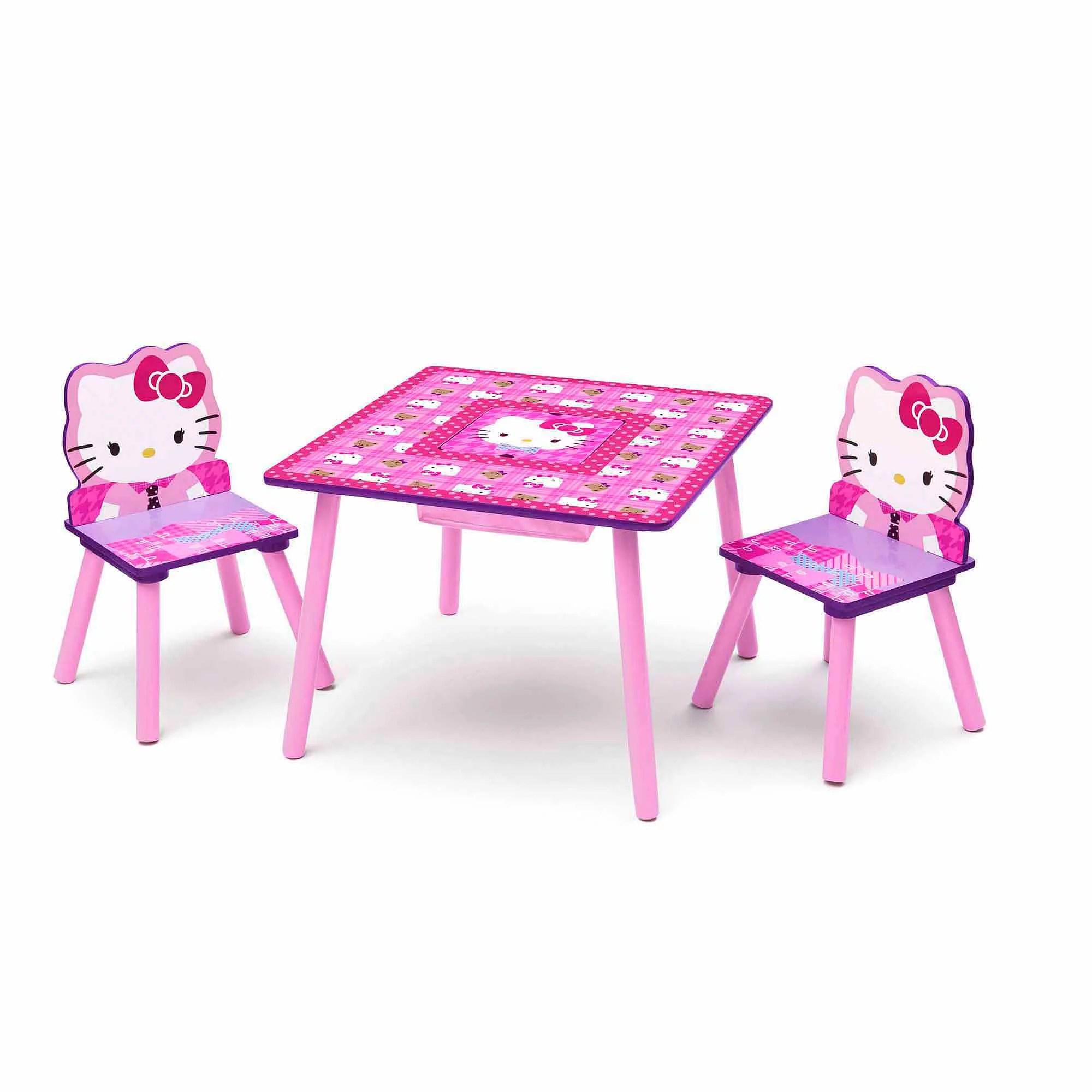 Hello Kitty Toddler Furniture