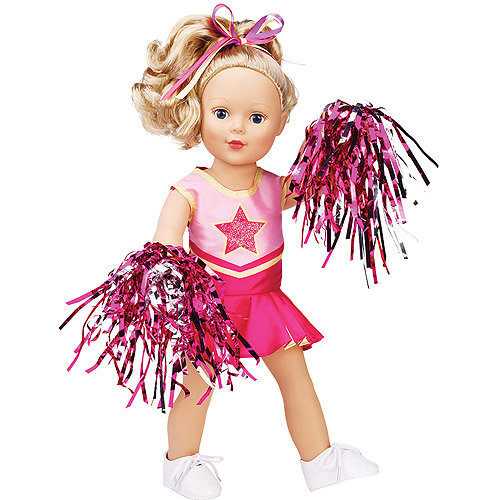 My Life As Cheerleader 18 Dressed Doll Blonde