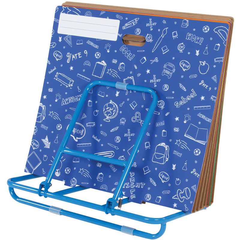 poster and chart organizer and storage solution walmart com