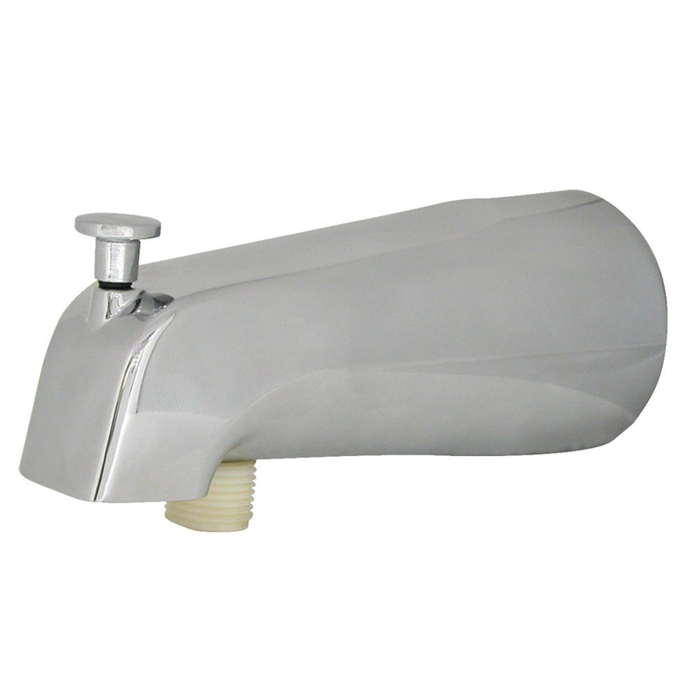 danco diverter 89266 universal tub spout with handheld shower fitting chrome walmart com
