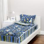 Zipit Bedding Set Outer Space Twin Walmart Com Walmart Com