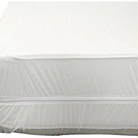 Sultan S Linens King Size Zippered Vinyl Mattress Cover