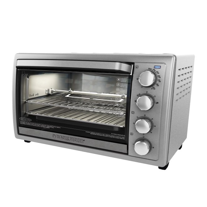 Decker Rotisserie Convection Countertop