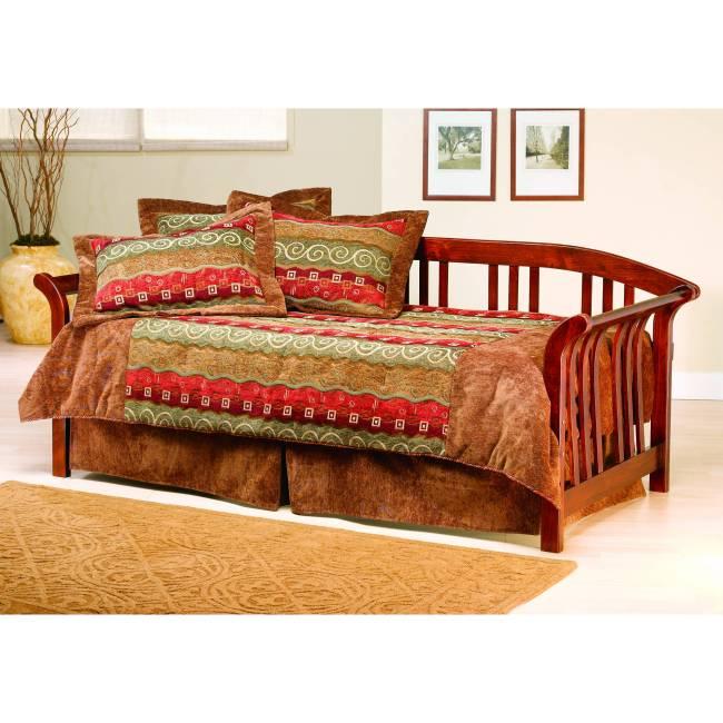 Hillsdale Furniture Dorchester Daybed, Brown Cherry