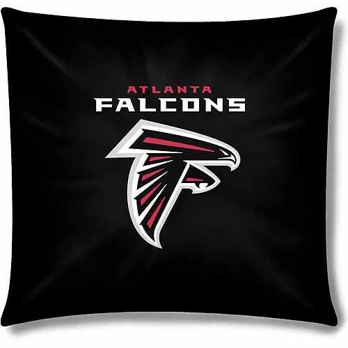 nfl atlanta falcons official 15 toss pillow 1 each