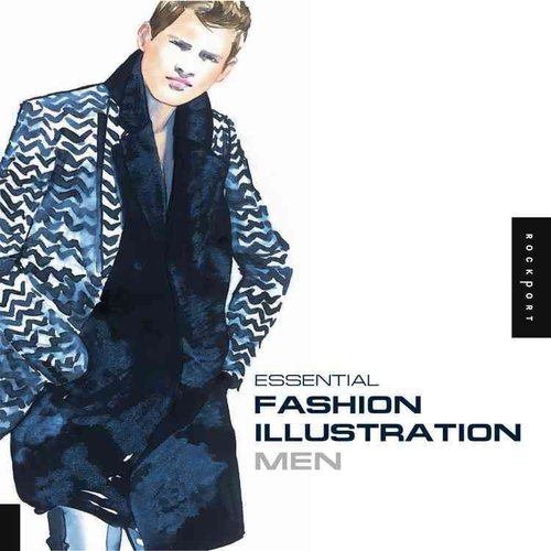 Essential Fashion Illustration: Men