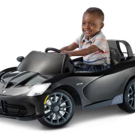 6V Dodge Viper Ride-On, Multiple Colors