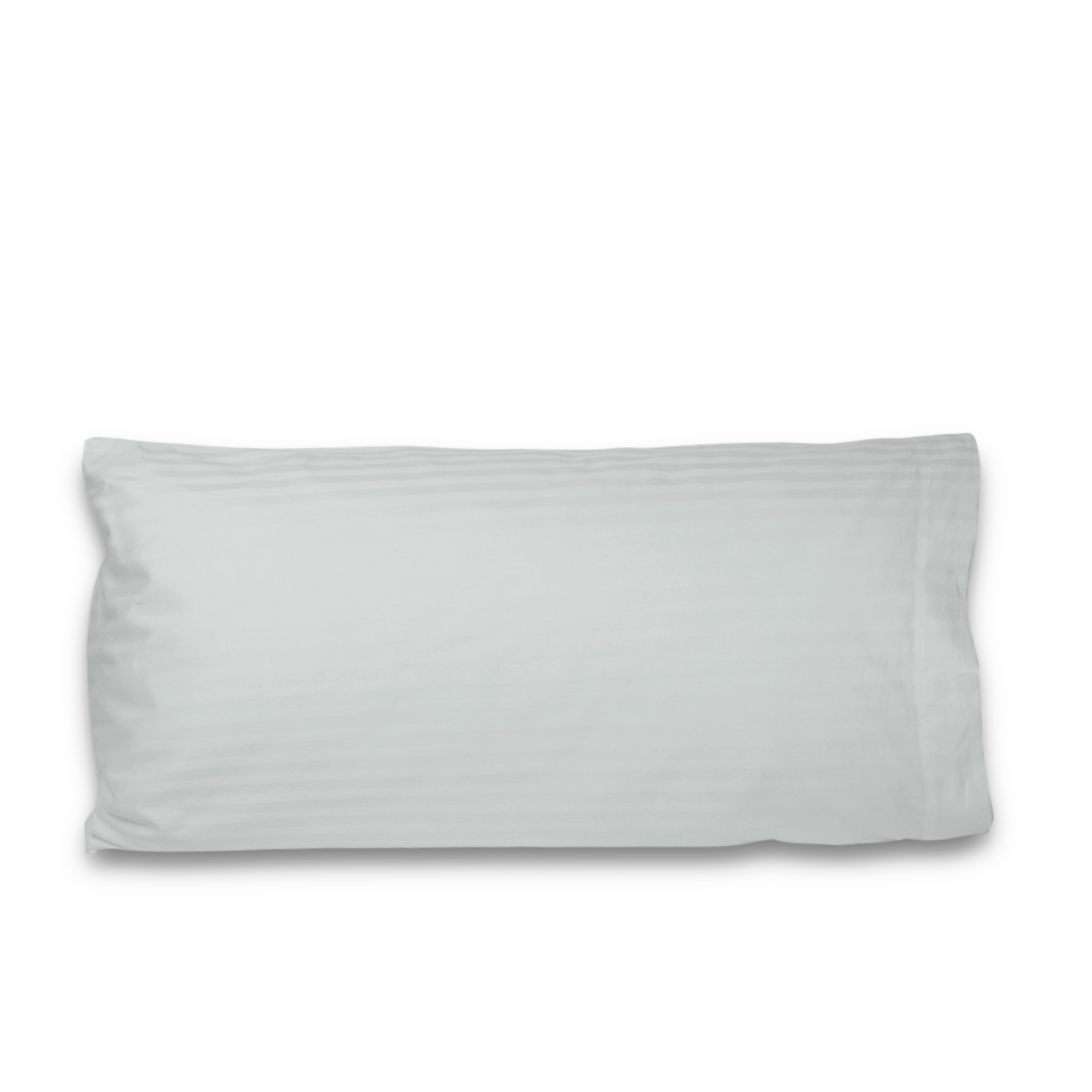 luxury hotel collection thick striped pillow cases queen size white set of 2 walmart com