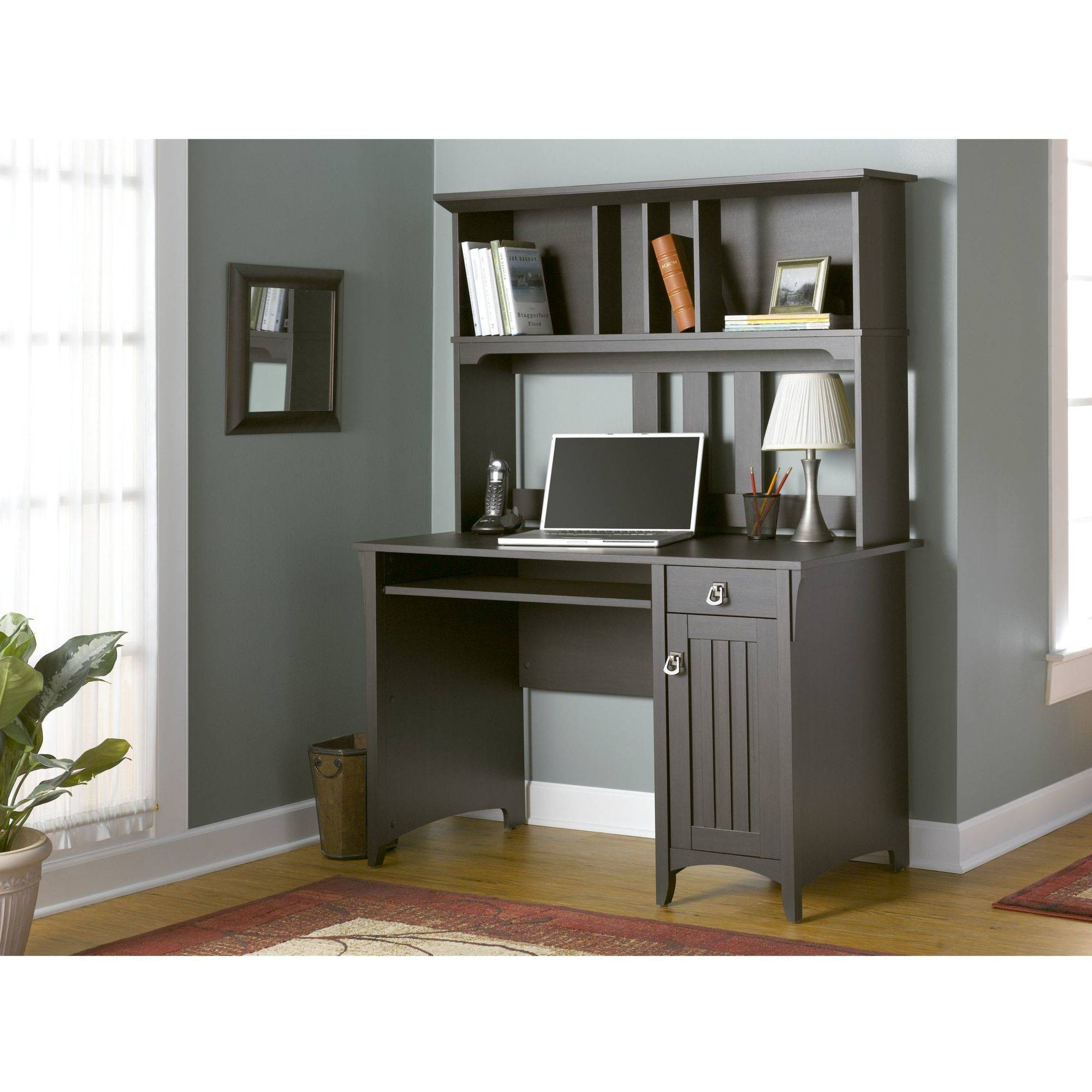 bush furniture salinas mission desk amp hutch walmart com amazoncom bush furniture bow