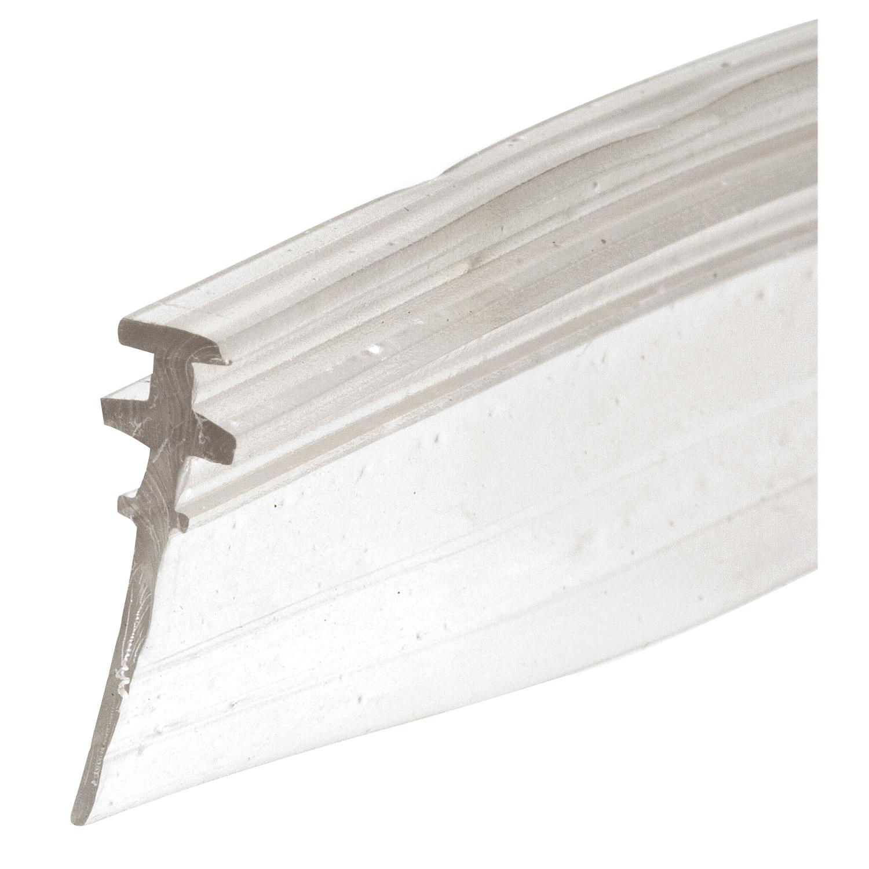 Prime Line M6228 3 4 Clear Vinyl Shower Door Bottom Sweep