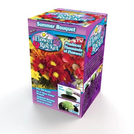 Summer Bouquet Flower Rocket