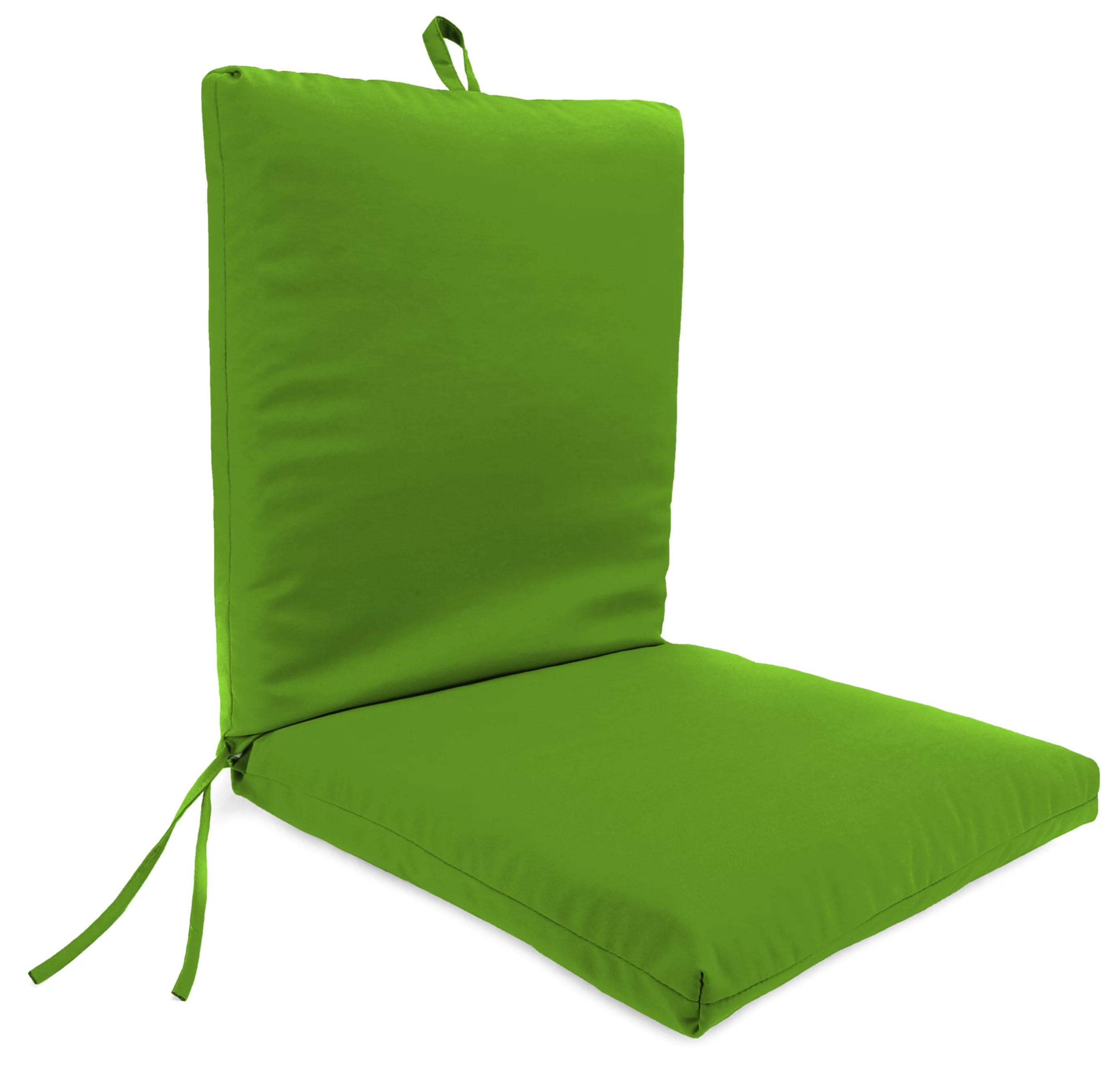 jordan manufacturing outdoor patio clean look chair cushion walmart com