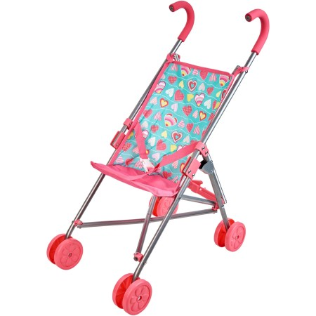 """My sweet love umbrella stroller for dolls up to 18"""", designed for ages 2 and up"""