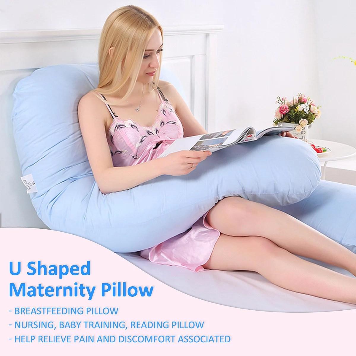 top 10 nuvu baby pregnancy pillows on