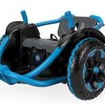 Power Wheels Wild Thing 360 Spinning Ride On Vehicle Blue Walmart Com Walmart Com