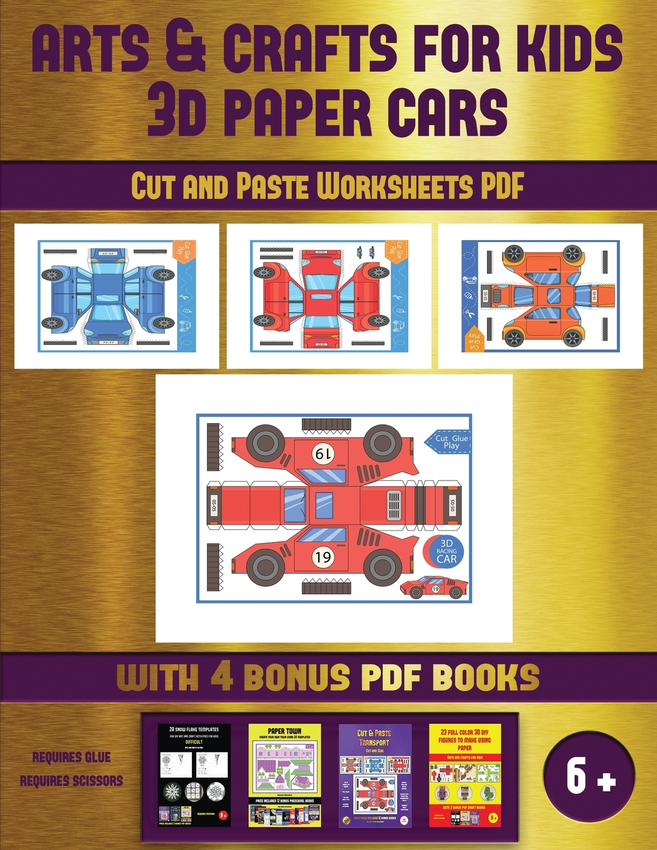 Cut And Paste Worksheets Cut And Paste Worksheets