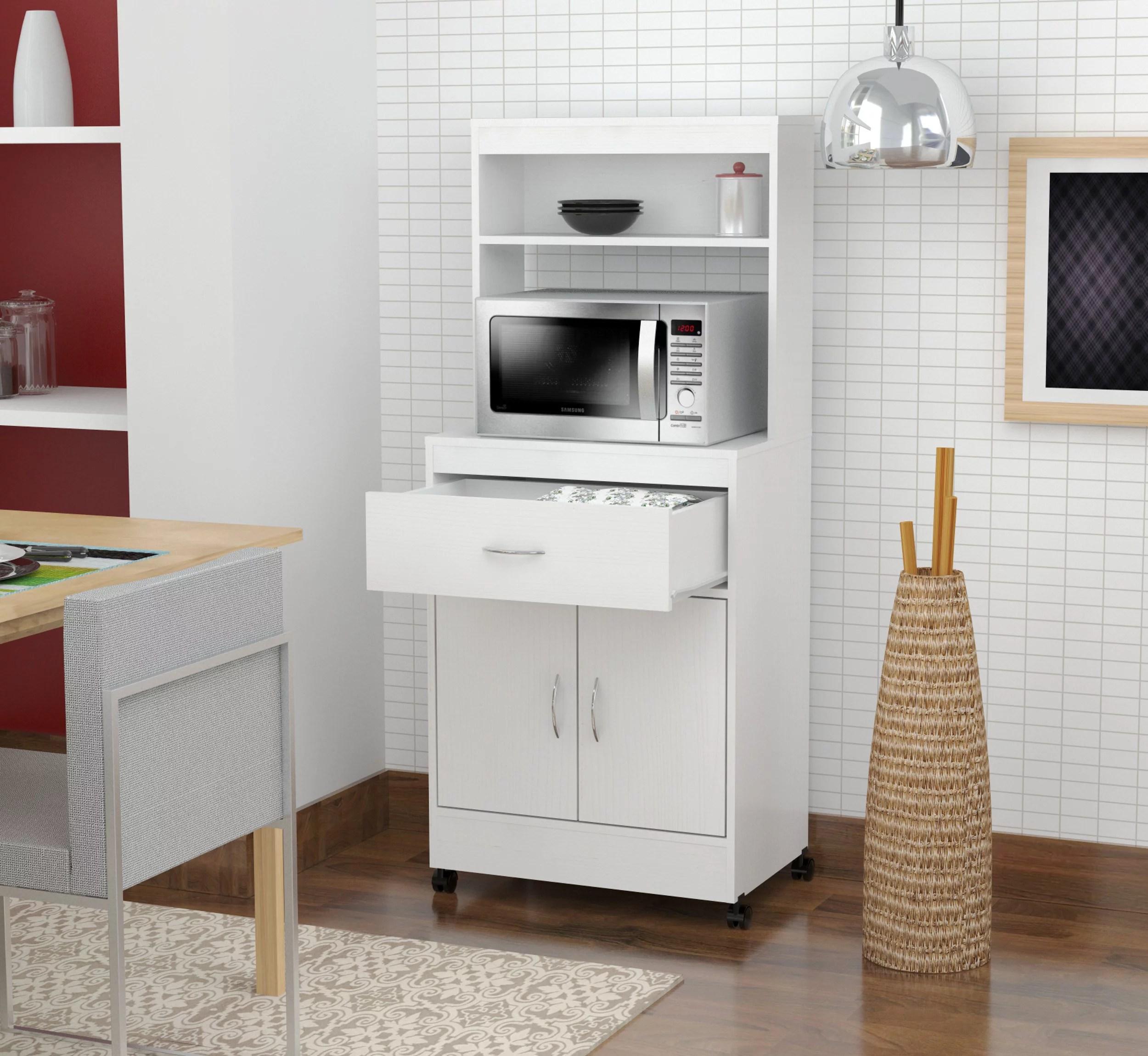 microwave oven cart walmart com