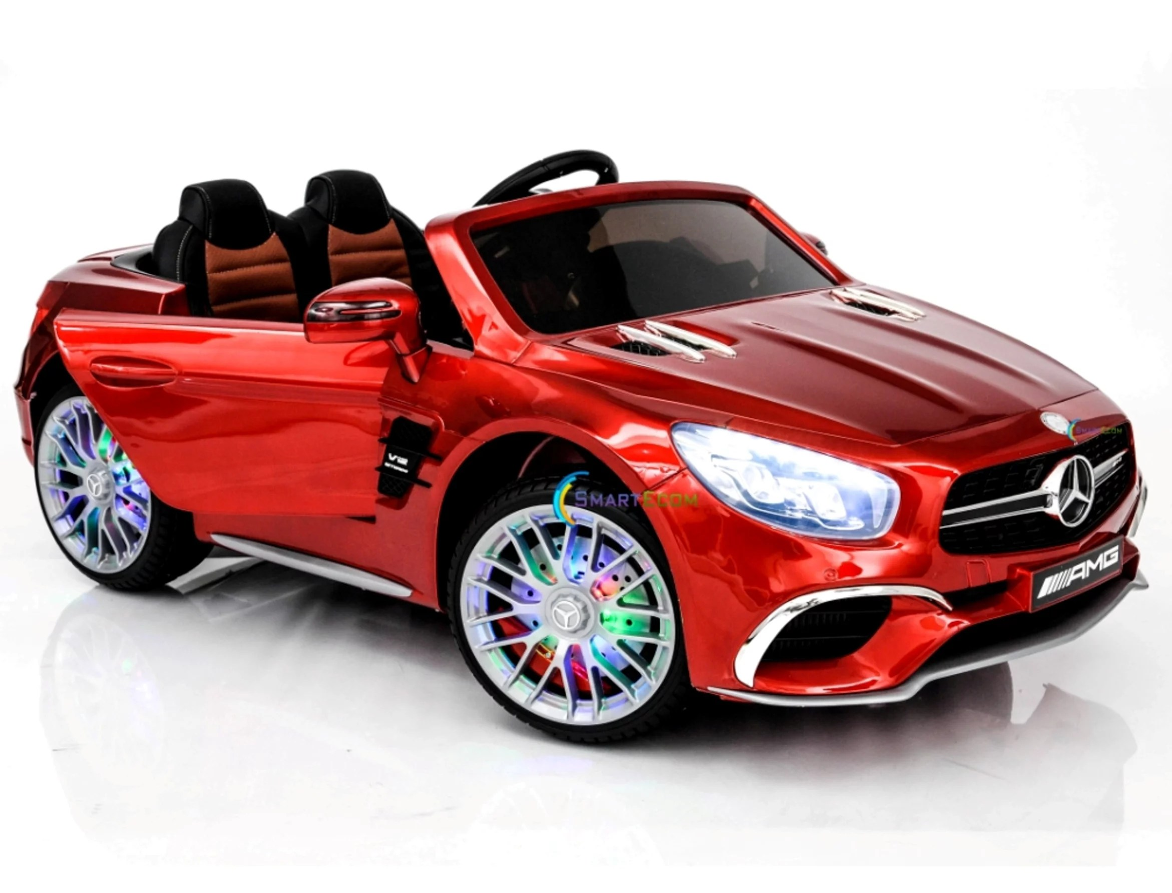 New 12v Mercedes Amg Sl65 Ride On Power Electric One