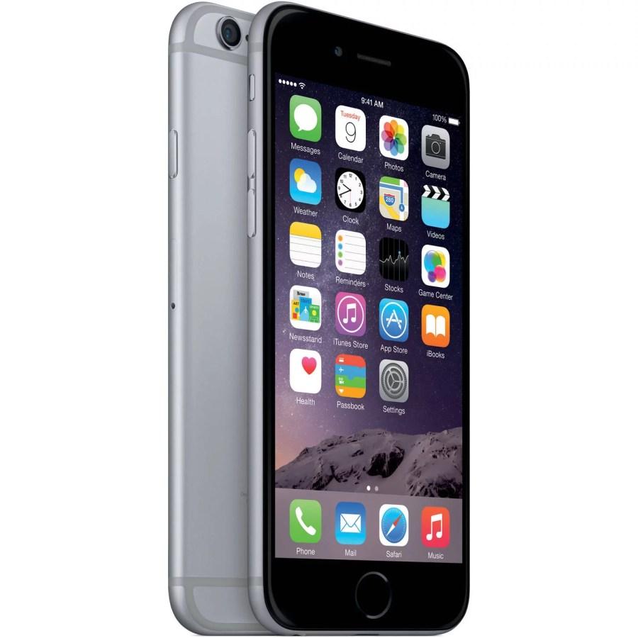 Straight Talk Prepaid Apple Iphone 6 32gb Space Gray