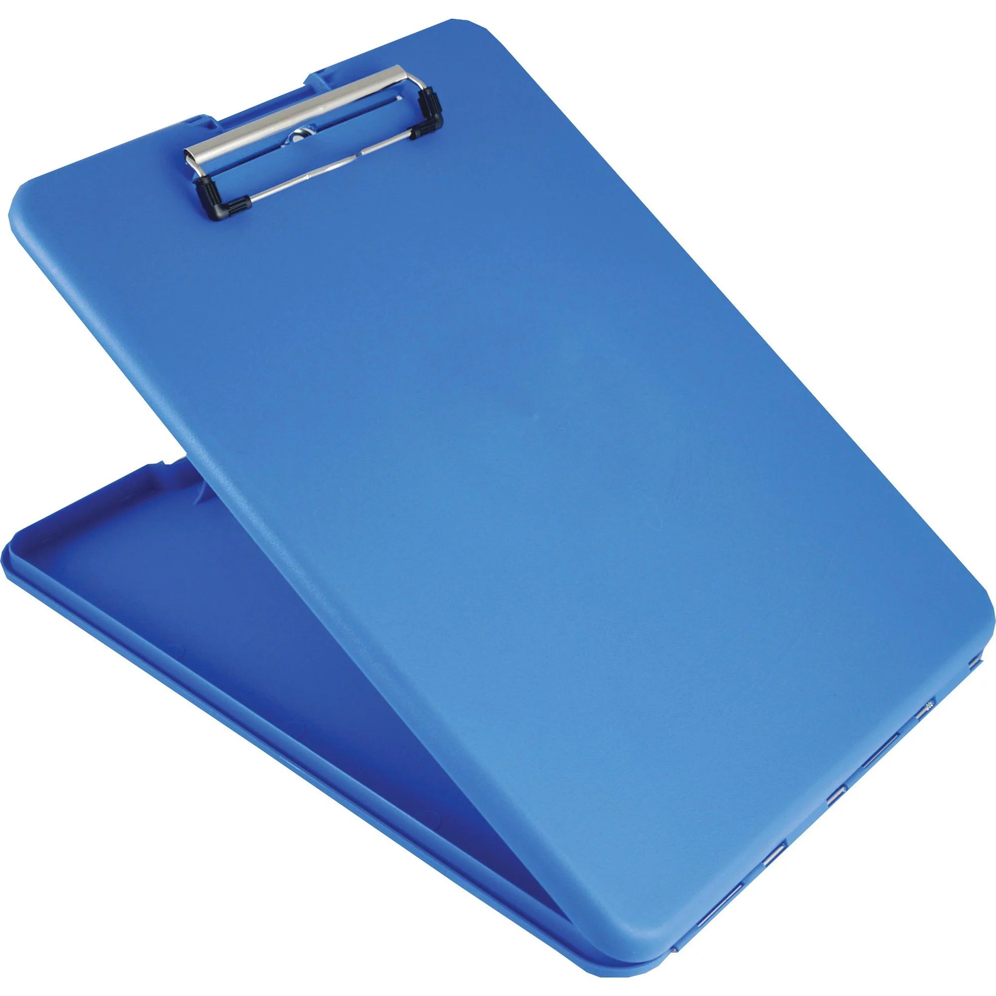 saunders sau00559 slimmate storage clipboard 1 each blue
