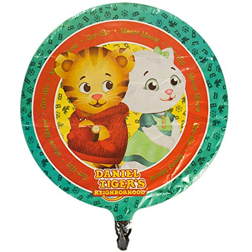 Birthday Express Daniel Tiger Party Supplies Foil Balloon Walmart Canada