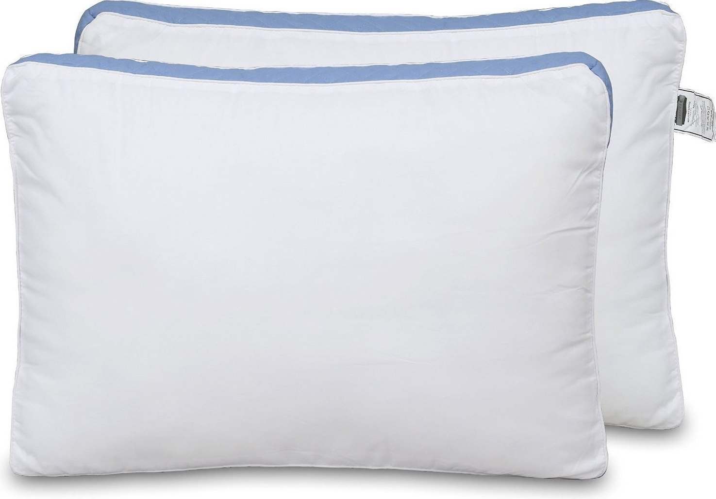 utopia bedding bed pillows pack of 2 side back sleepers gusseted quilted pillow king
