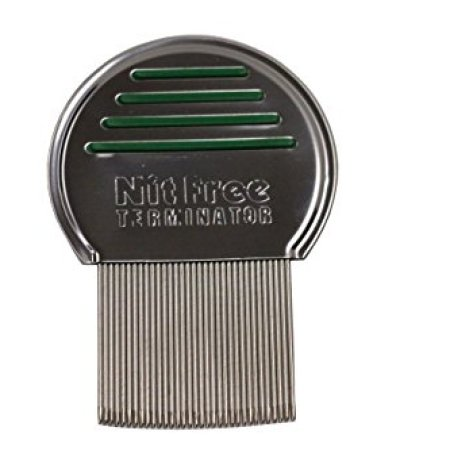 Nit Free Terminator Lice Comb amazon