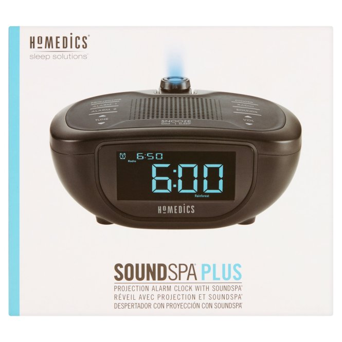 Homedics Sleep Solutions Soundspa Plus