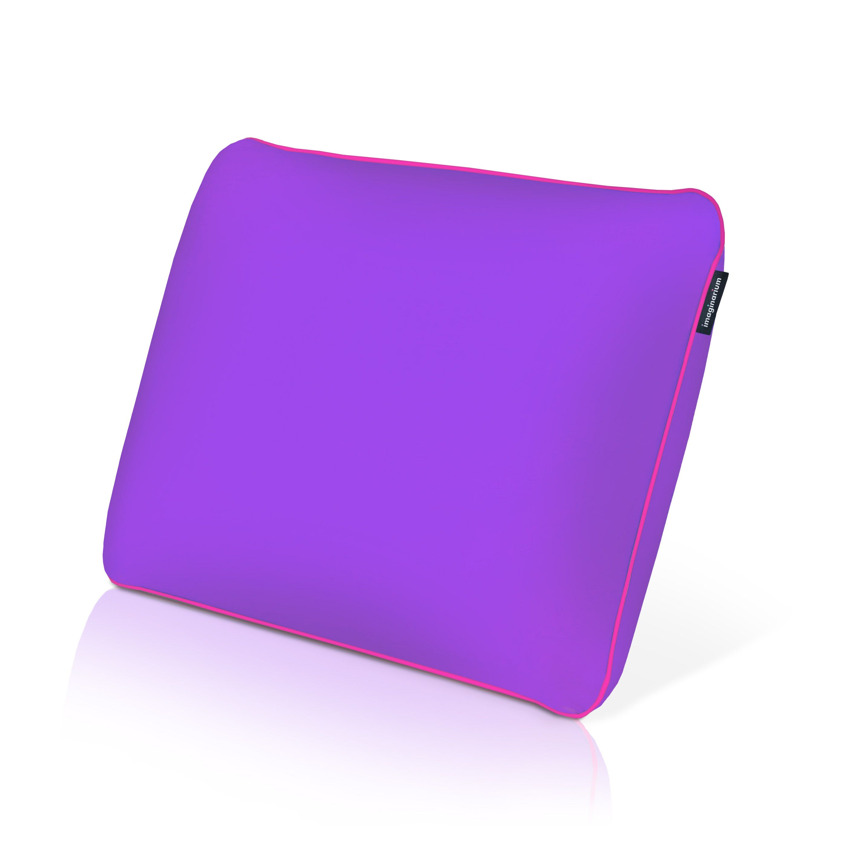 memory foam fun pillow with cool to the touch cover galactic purple 2 pack