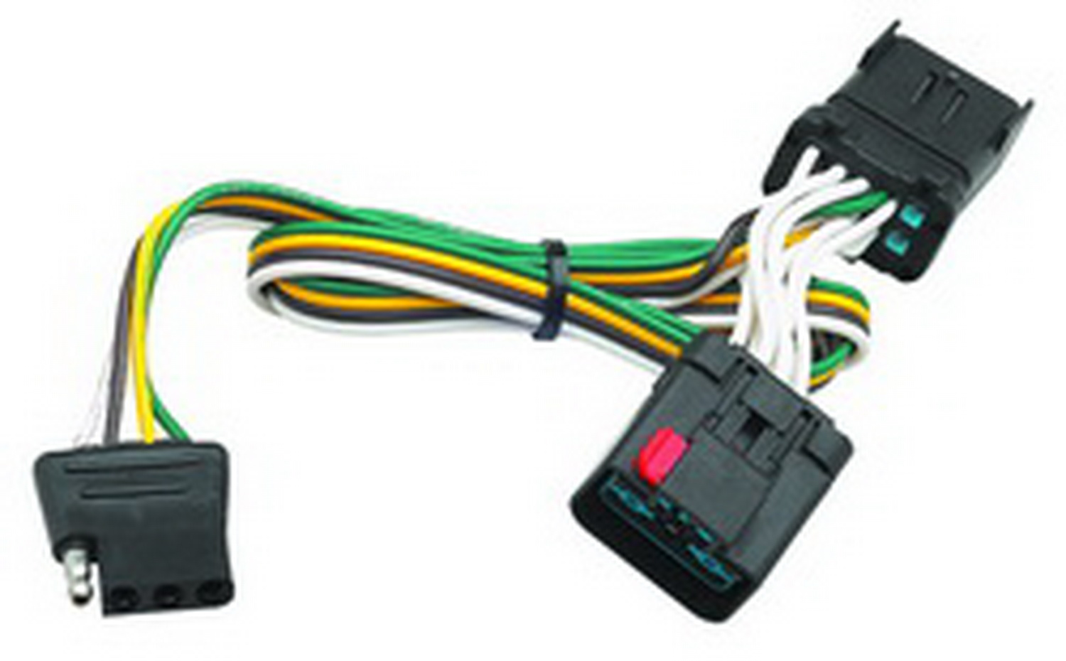 Felling Trailer Wiring Harness For A